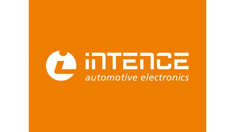 Logo intence automative electronics