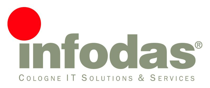 Logo infodas Cologne IT Solutions & Services