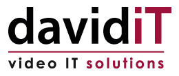 Logo von davidiT video IT solutions