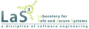 Logo LaS - aboratory for safe and secure systems