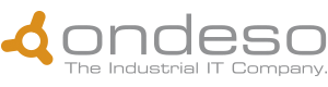 Logo ondeso - The Industrial IT Company